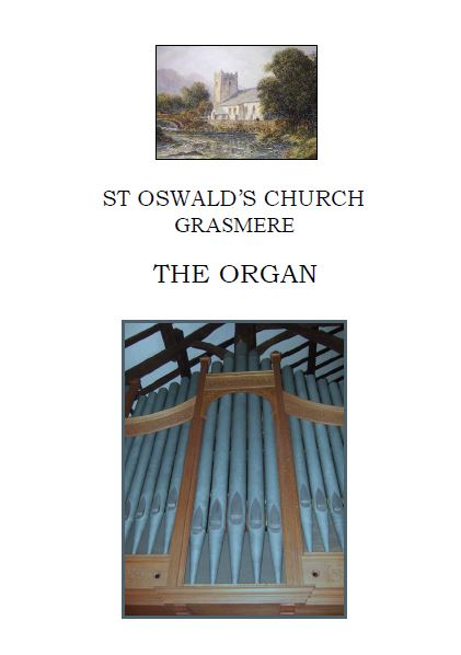 The Organ of St Oswald's Church, Grasmere